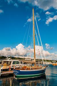 Star's Echo | Frederick Ford Sr. designed sailboat, built by Van Dam Boats