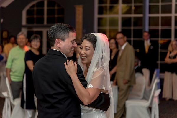 Susan and Roland Esparza Wedding