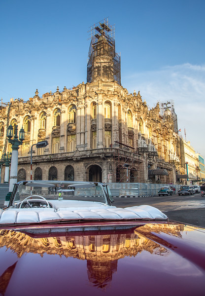 El Teatro: Havana