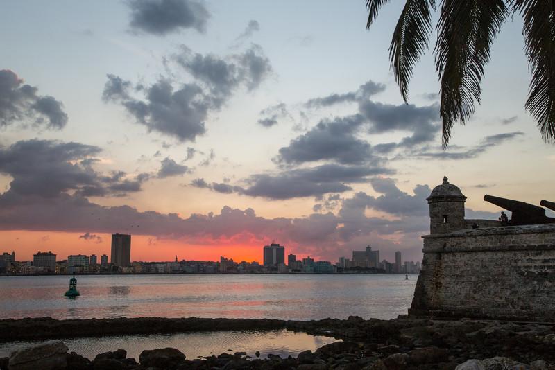 Havana from El Morro