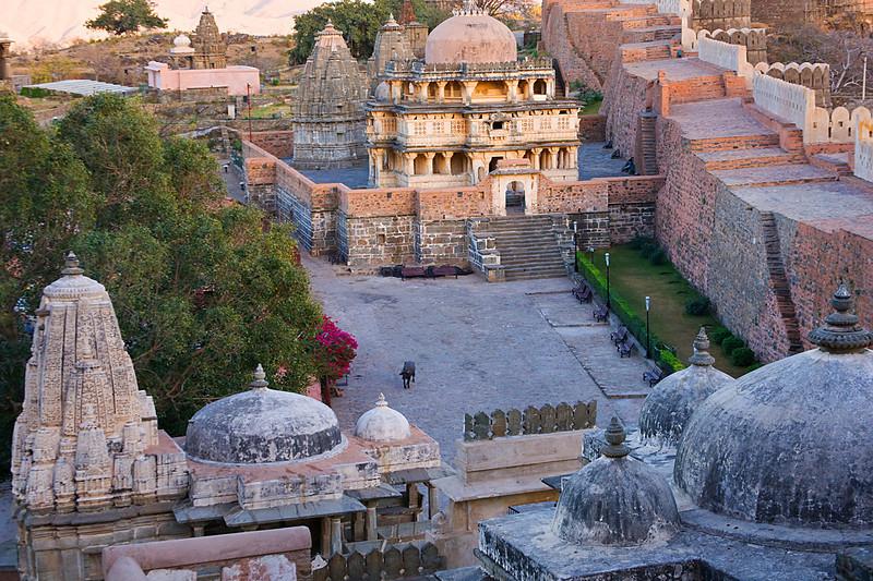 Kumblalgahr Palace and Fort