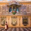 Maharajah's Palace: Udaipur