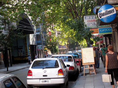 My street ( Sarmiento )