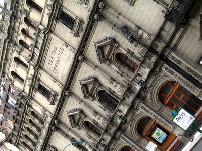La arquitectura  en Buenos Aires son preciosos Arquitecture paradise