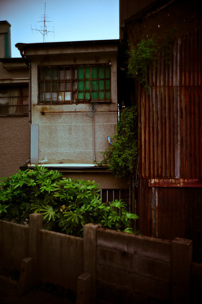 This old house - Yokosuka