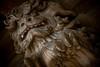 carved lion - kamakura
