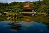 Reflection of Kinkakuji - Kyoto