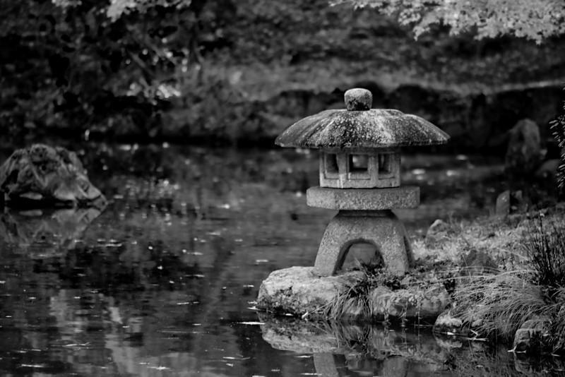 Stone Lantern - Kyoto