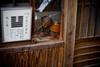 The owner of the sandels - Kyoto