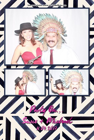 Susie & Michael's Wedding