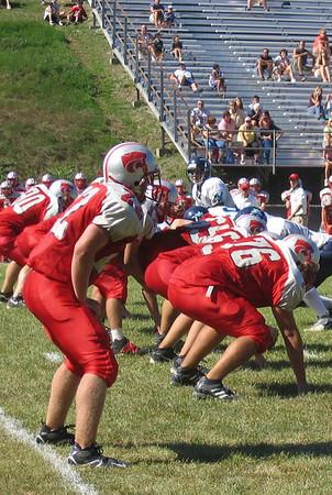 2005 High Point Football