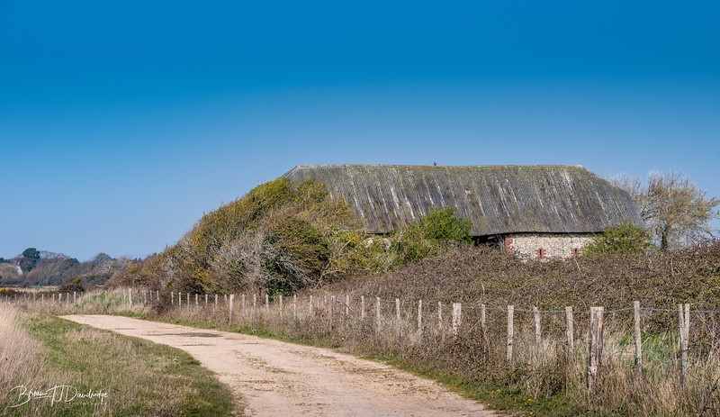 A Sussex Barn at Pagham Harbour