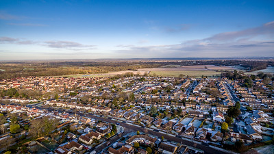 Hassocks from the Air 7