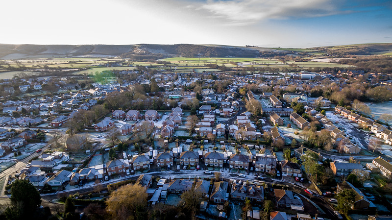 Hassocks from the Air 3