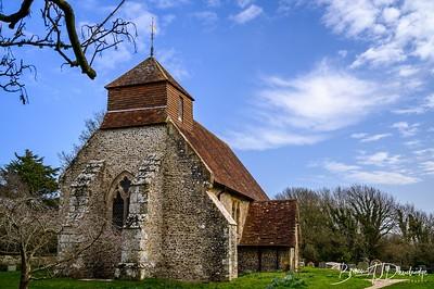 St Mary the Virgin Church, Friston