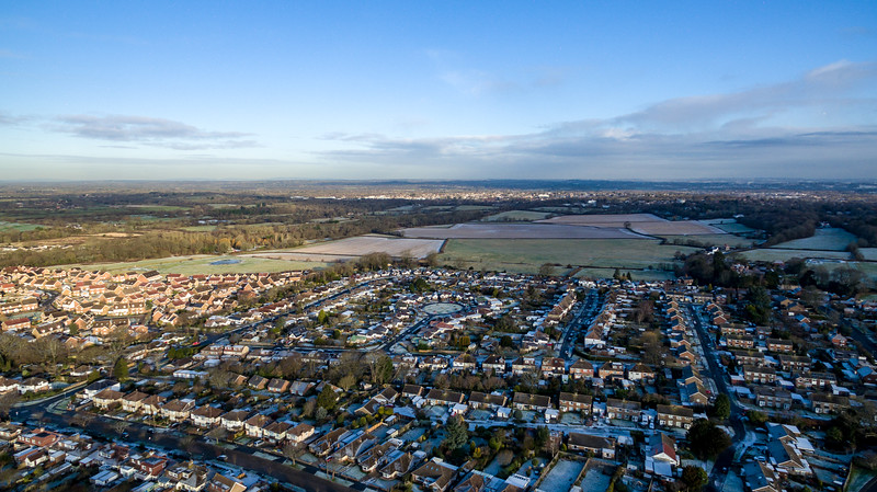 Hassocks from the Air 8