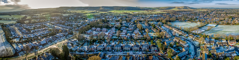 Hassocks from the Air 4