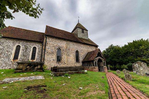 St Martins Church Westmeston