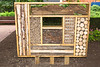 Insect or bug hotel in Potters Field Park in London, England