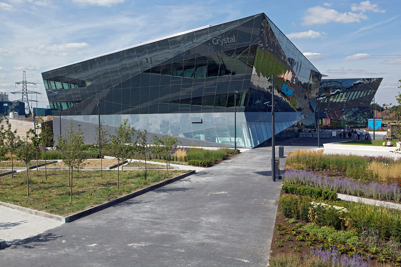 The Crystal - Siemens' Sustainable Cities initiative and museum
