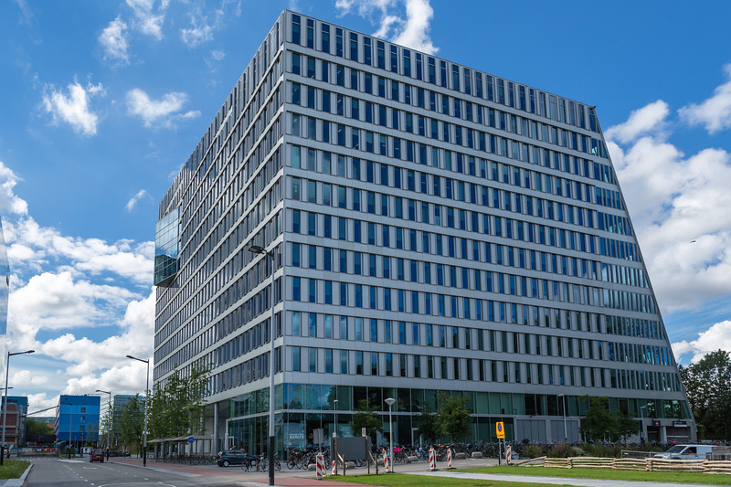 The Edge office building in Amsterdam, The Netherlands
