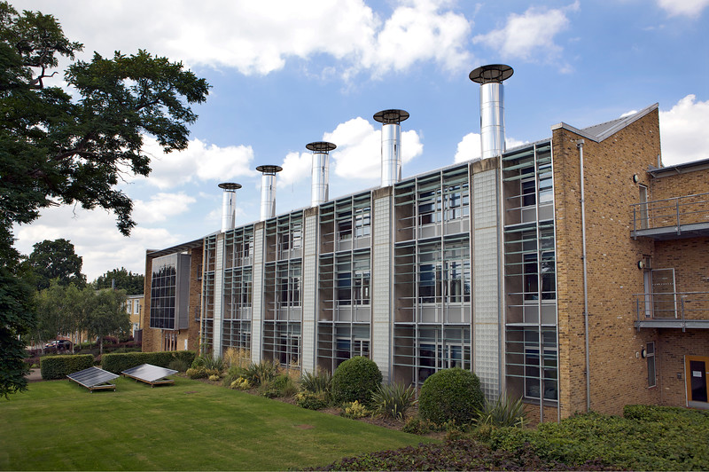Environmental Building BRE Watford 090813 ©RLLord 9382 smg