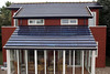 Stavoren home with photovoltaic panel roof