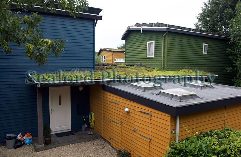 Stavoren eco homes in a low carbon development