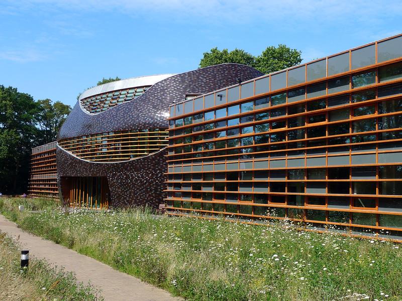 WWF Netherlands headquarters in Zeist, The Netherlands