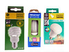 Low energy or energy saving bulbs from 2007