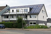 German property pv panels flat plate solar 110811 ©RLLord 2530 smg