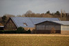 farm building barn photovoltaic panels 040112 ©RLLord 9652 smg