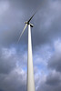 wind turbine column near Goch Germany 040112 ©RLLord 9645 smg