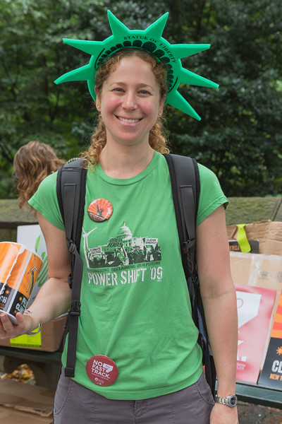 People's Climate March, New York, 21 September 2014