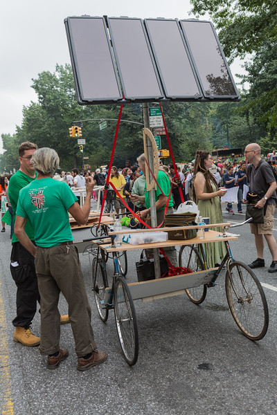 People's Climate March, New York City, 21 September 2014