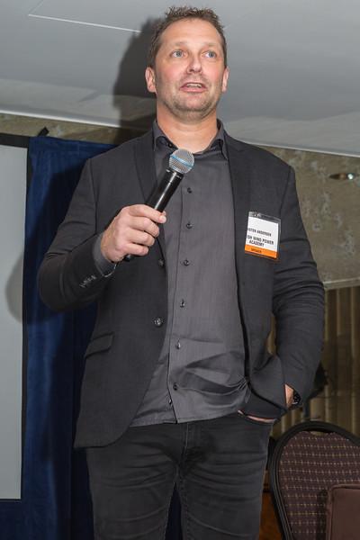 Carsten Lind Andersen, CEO, Danish Wind Power Academy