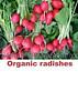 Organic radishes sign smg