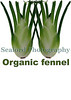 Organic fennel sign smg