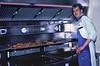 Vishandel Gamba fish fryer Arnhem Netherlands 0392 37 smg