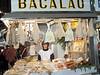 Madrid Bacalao salt cod smoked salmon 0490 22 smg