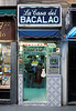 Madrid one unit of salt cod shop chain 0490 3 smg