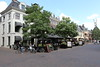 Leeuwarden public square, Friesland, The Netherlands