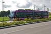 Mettis bus Van Hool bus in bus lane Metz France 070814 ©RLLord 6485 smg