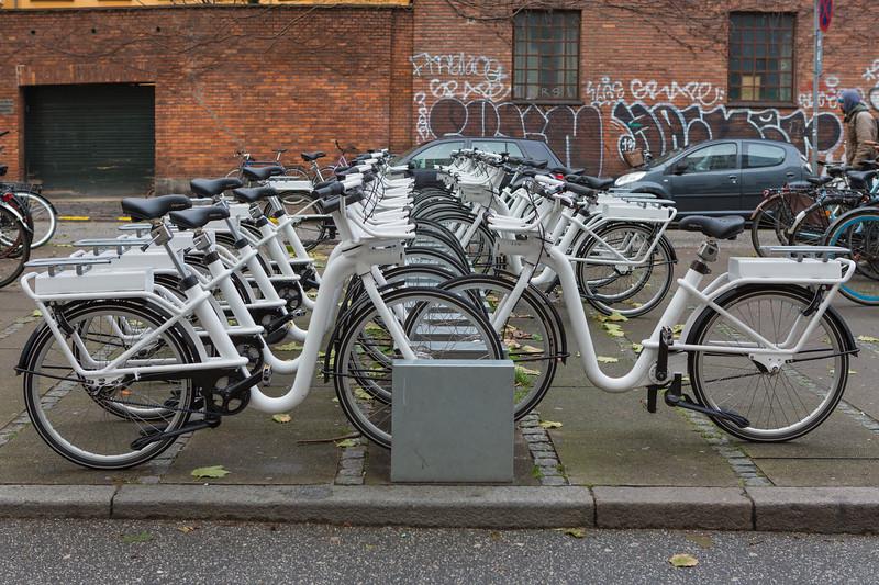 Bike Sharing Schemes Sealord