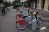 Cy'Clic bicycle hire in Rouen, France