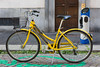 ToBike bike sharing bicycle in Torino, Italy