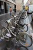 Velib bicycle sharing scheme Paris 111215 ©RLLord 5657 smg