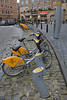 Villo bicycle hire scheme Brussels Belgium 160811 ©RLLord 9764 v smg