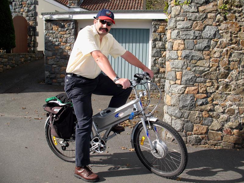 Powabyke in Guernsey