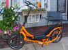 elliptigo bike East Hampton NY USA 260812 ©RLLord  smg